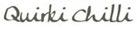 Quirki Chilli Logo